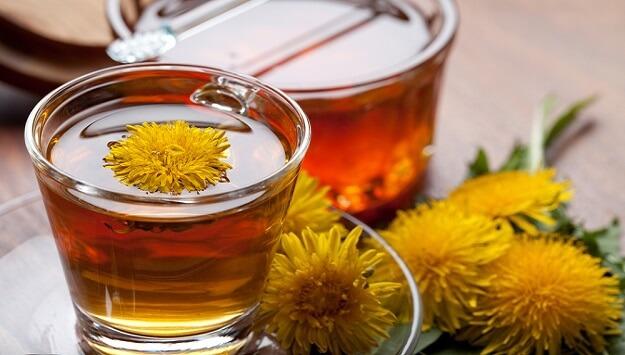 Natural detox herbs
