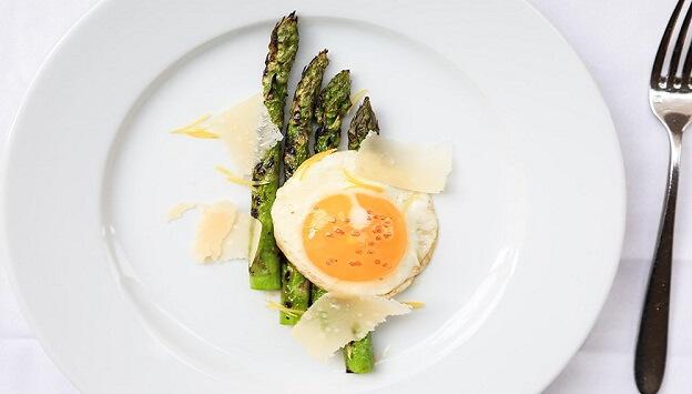 Caramelized asparagus recipe
