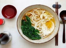 Udon noodles recipe - homemade ramen