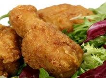 Gluten-free fried chicken recipe