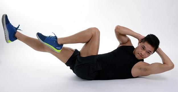 2-minute mini-workout