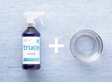 Truce natural cleaning products