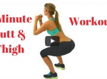5-Minute Butt & Thigh Workout