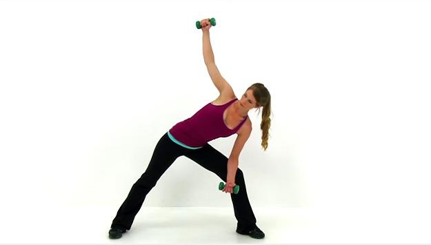 Short upper body workout