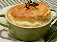 Holiday souffles recipe