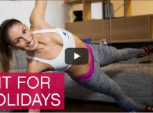 HIIT holiday workout