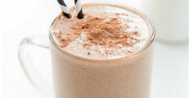 Healthy post-workout shake recipe