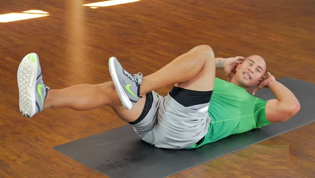 Home bodyweight cardio workout