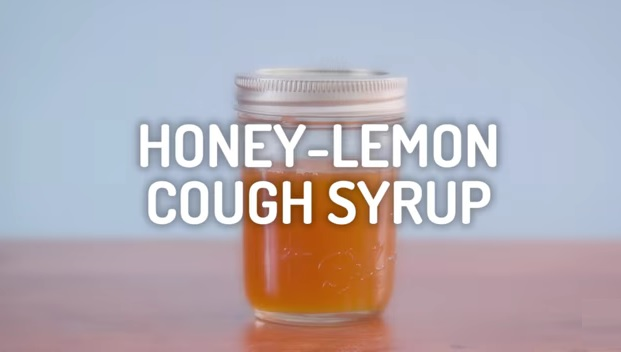 DIY Homemade Natural Cough Syrup Recipe