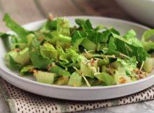 Sardine Caesar salad recipe