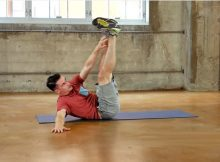11-minute bodyweight stretch workout