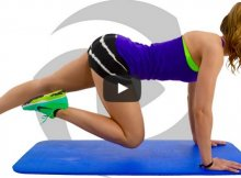 HIIT core & cardio workout for the easily bored