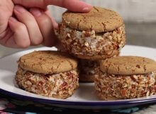 Paleo Ice Cream Sandwiches recipe