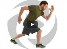 pyramid HIIT workout video