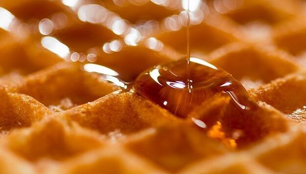 Paleo sweet potato waffles recipe