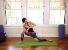 Vinyasa yoga workout for weight loss