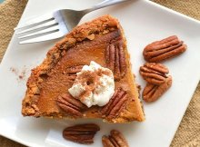 Paleo Sweet Potato Pecan Pie Recipe