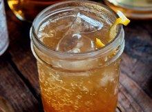 Satsuma bourbon cocktail recipe
