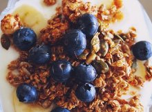 Healthy high-fiber foods