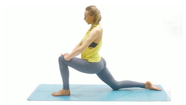 Detox yoga workout video