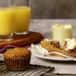 Gluten-free hemp hearts zucchini muffins recipe
