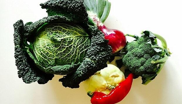 5 naturally detoxifying foods