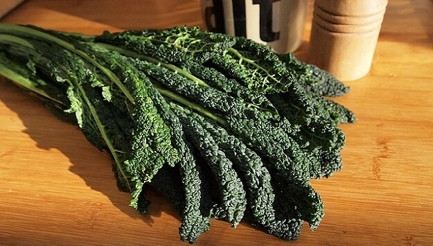 Sauteed winter greens recipe