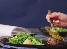 Paleo lamb burgers recipe