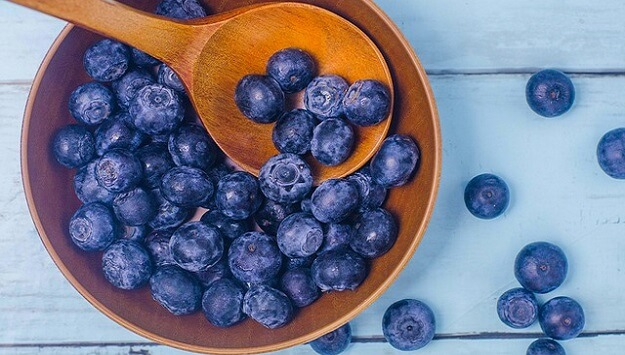 Blueberries cancer study