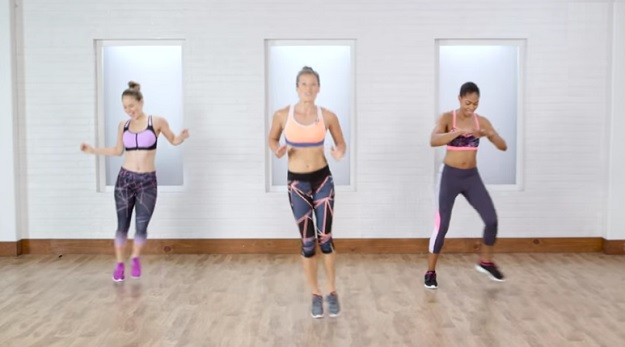 10-Minute Cardio Jumping Workout video