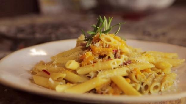 Butternut squash penne pasta recipe