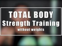 Bodyweight Strength Training Workout video