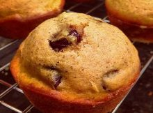 Pumpkin applesauce muffins recipe
