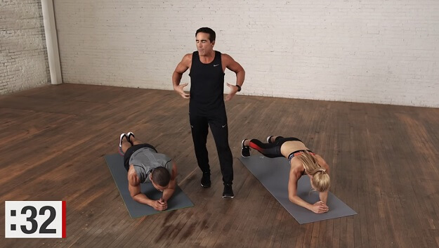 4-Minute New Year Workout video