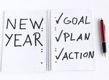 SMART goals & New Year's Resolutions
