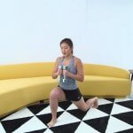 7-minute pajama workout video