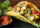 Healthy tostadas recipe