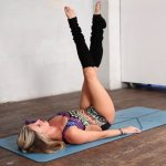 Toning Pilates workout video