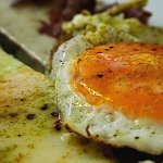 Curried eggs Florentine recipe