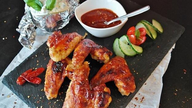 Sugar-free barbecue chicken recipe