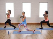 Cardio body sculpt workout video