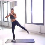 20-minute full-body no-equipment workout video