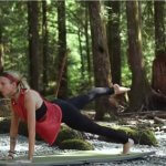 Sweat & tone full body yoga flow class video