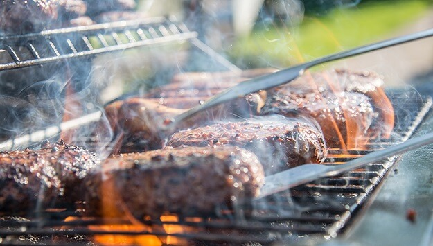 Herb-marinated grilled steak recipe