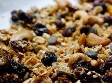 Paleo grain-free granola recipe