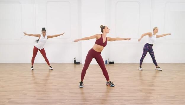 20-Minute Dance Cardio & Sculpting workout video