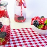 Summer berry hop water recipe