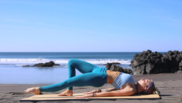10-Minute home Pilates video