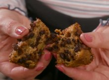 Paleo Zucchini Chocolate Chip Muffins Recipe