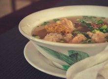 Leftover turkey soup with dumplings recipe